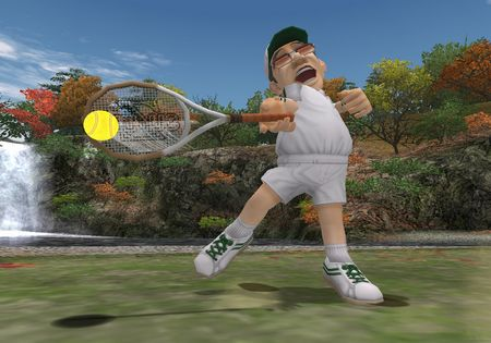 Hot Shots Tennis - 55467