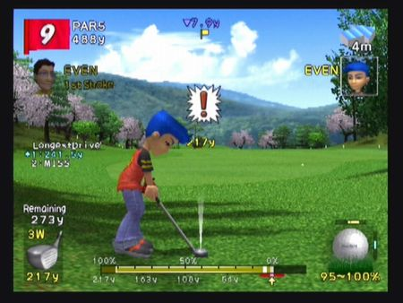 Hot Shots Golf 3 - 27493