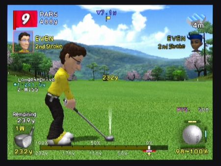 Hot Shots Golf 3 - 27499