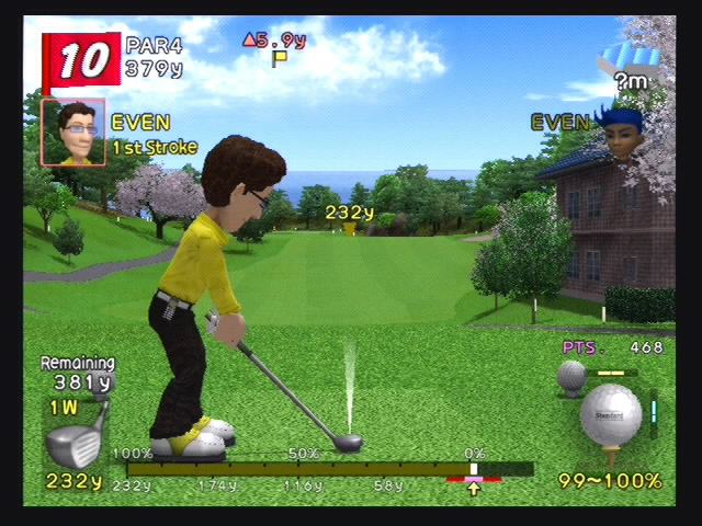 Hot Shots Golf 3 - 27508