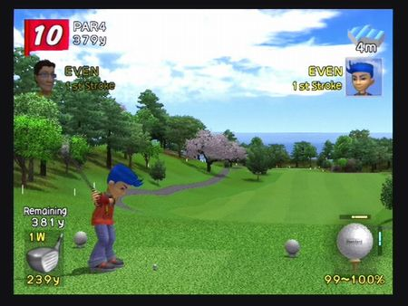 Hot Shots Golf 3 - 27510