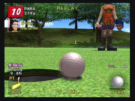 Hot Shots Golf 3 - 27514
