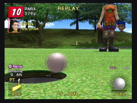 Hot Shots Golf 3 - 27515
