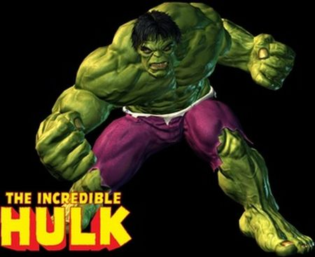 The Incredible Hulk - 58685