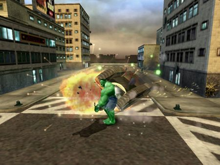 The Incredible Hulk: Ultimate Destruction - 50221