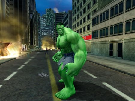 The Incredible Hulk: Ultimate Destruction - 50222