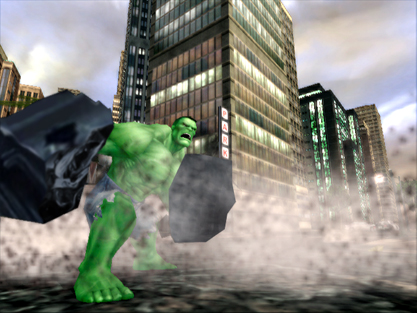The Incredible Hulk: Ultimate Destruction - 50225