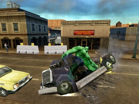 The Incredible Hulk: Ultimate Destruction - 50228