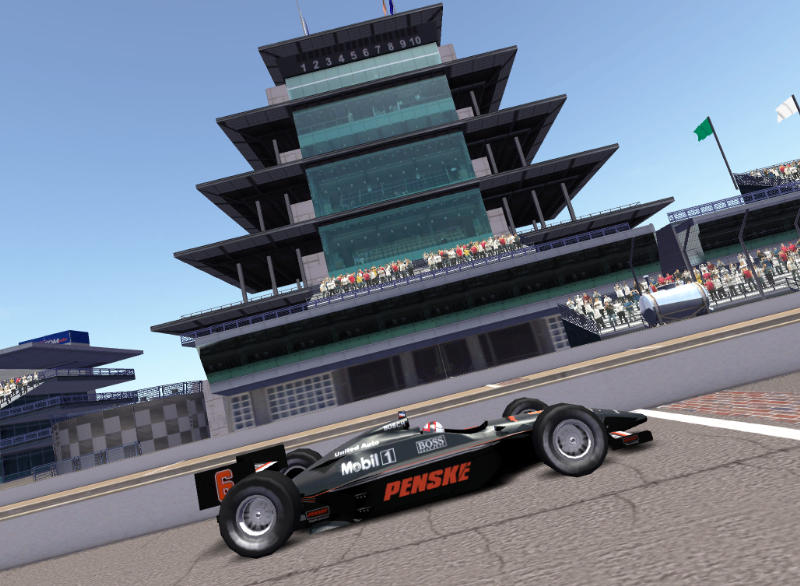 Indy Car Series - 38203