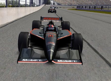 Indy Car Series - 38205
