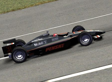 Indy Car Series - 38207