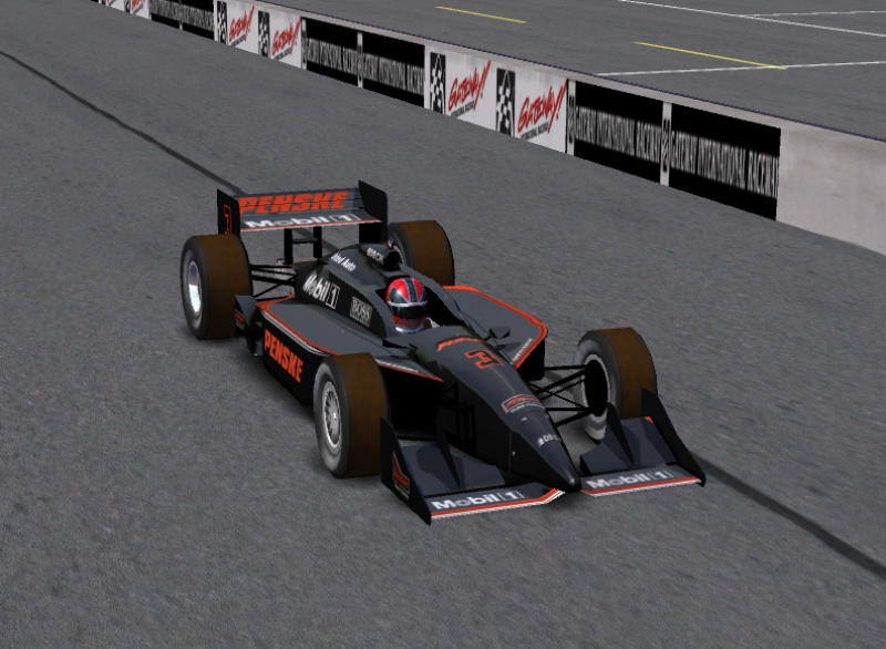 Indy Car Series - 38208