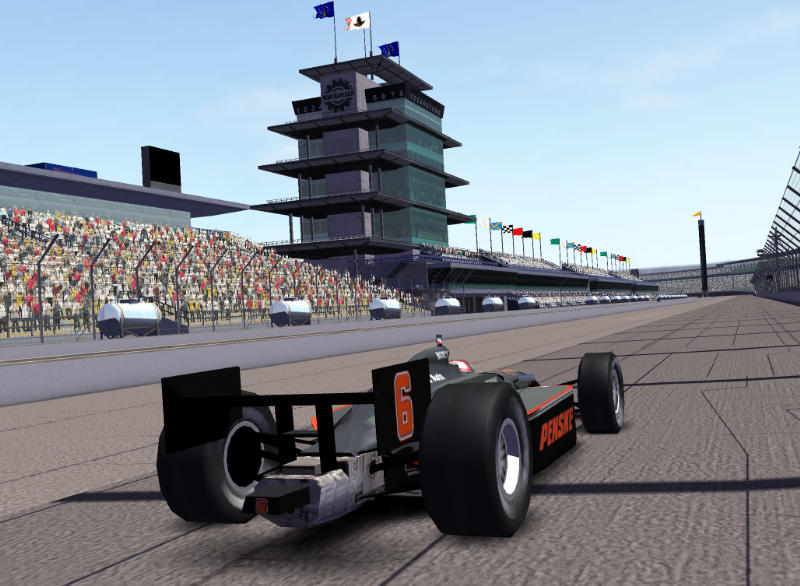 Indy Car Series - 38210