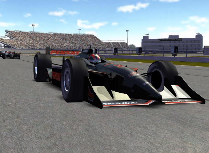 Indy Car Series - 38211