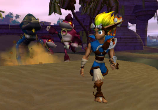 Jak and Daxter: The Precursor Legacy - 23576