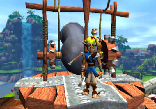 Jak and Daxter: The Precursor Legacy - 23578