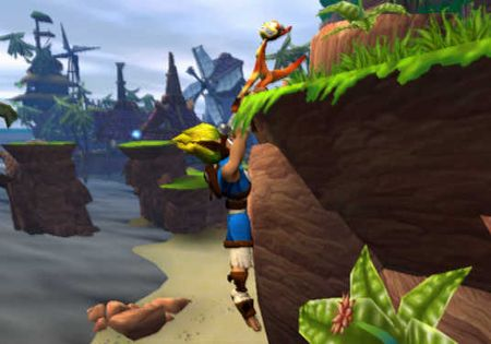 Jak and Daxter: The Precursor Legacy - 23583
