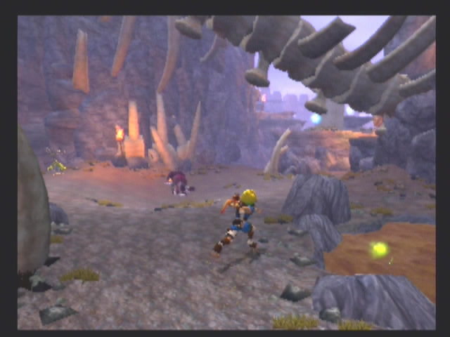 Jak and Daxter: The Precursor Legacy - 23537