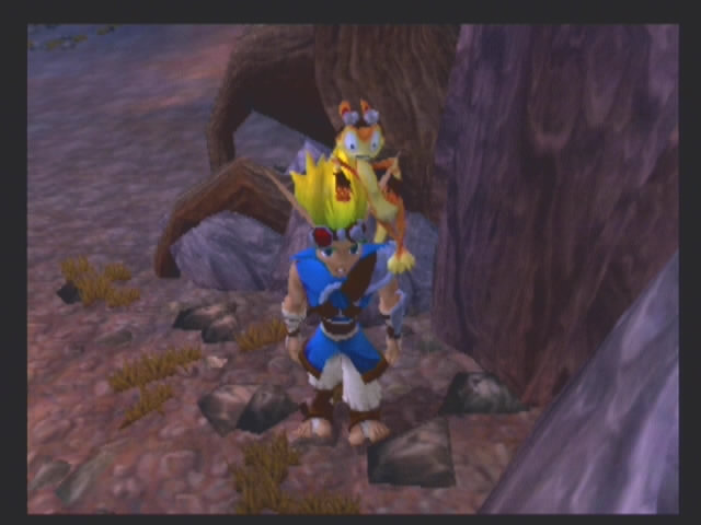 Jak and Daxter: The Precursor Legacy - 23543