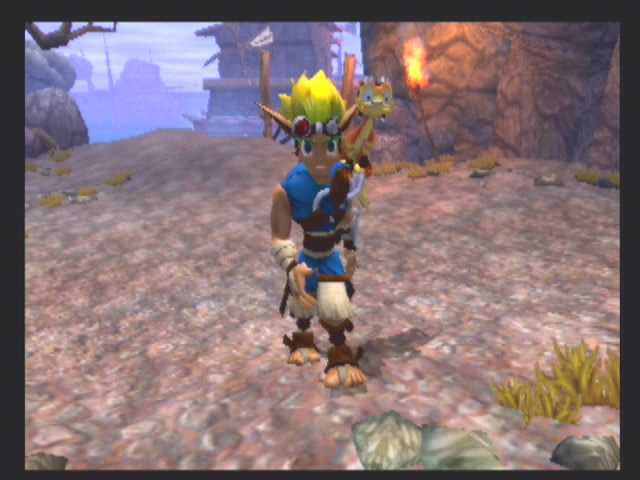 Jak and Daxter: The Precursor Legacy - 23549
