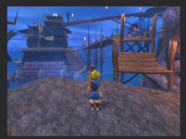 Jak and Daxter: The Precursor Legacy - 23554