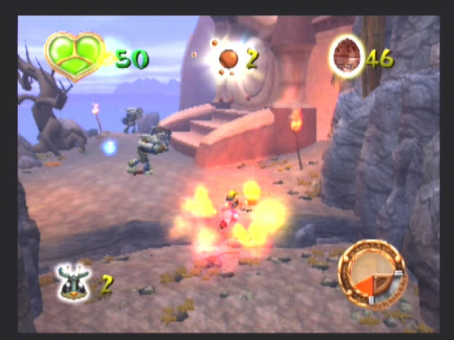 Jak and Daxter: The Precursor Legacy - 23555