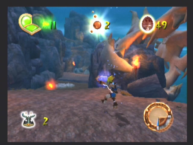 Jak and Daxter: The Precursor Legacy - 23571