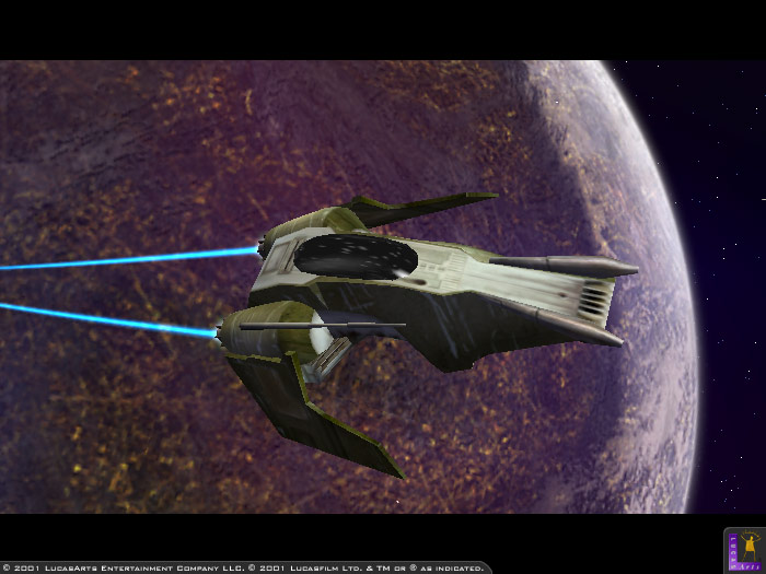Star Wars: Jedi Starfighter - 27656