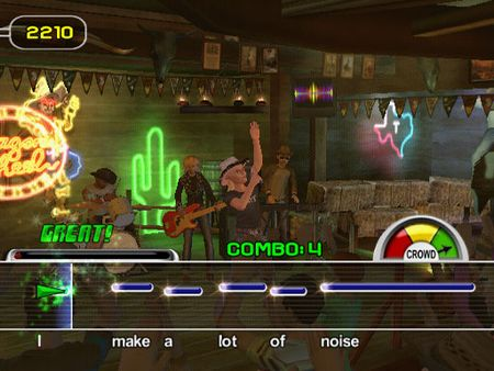 Karaoke Revolution: Country - 52473