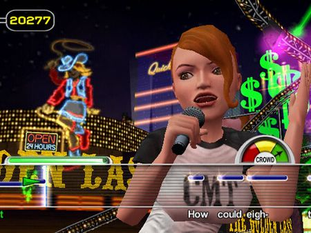 Karaoke Revolution: Country - 52474