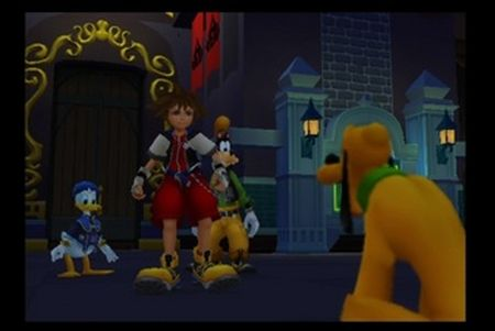 Kingdom Hearts Re: Chain of Memories - 59919