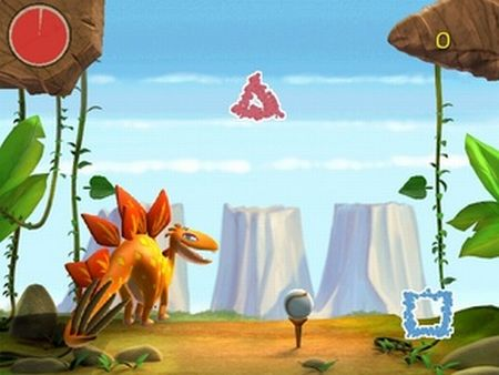 Konami Kids Playground: Dinosaurs Shapes and Colors - 57764