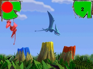 Konami Kids Playground: Dinosaurs Shapes and Colors - 57765