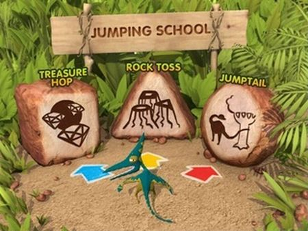 Konami Kids Playground: Dinosaurs Shapes and Colors - 57770