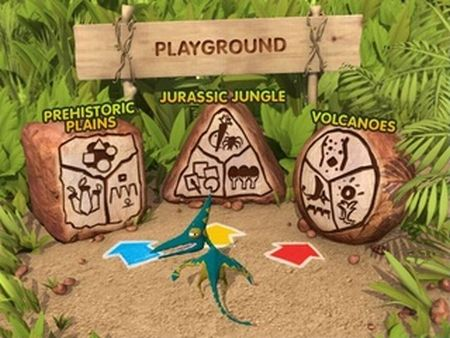 Konami Kids Playground: Dinosaurs Shapes and Colors - 57771