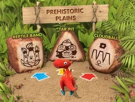 Konami Kids Playground: Dinosaurs Shapes and Colors - 57772