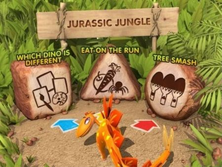 Konami Kids Playground: Dinosaurs Shapes and Colors - 57773