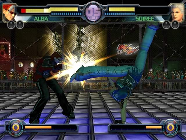 King of Fighters: Maximum Impact - 44640