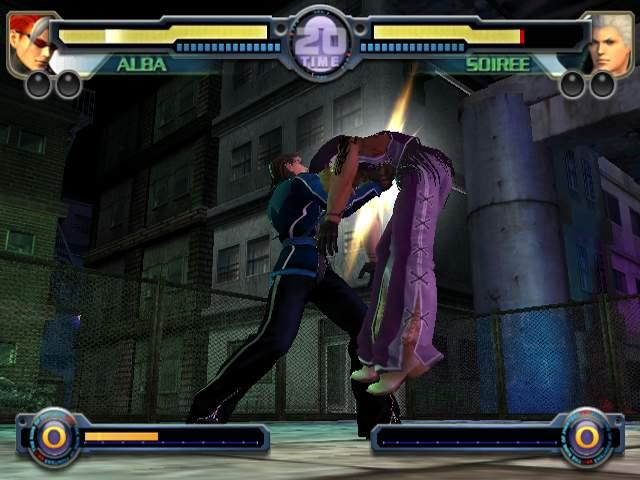 King of Fighters: Maximum Impact - 44641