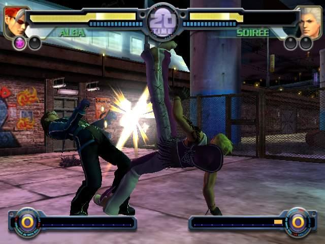 King of Fighters: Maximum Impact - 44642