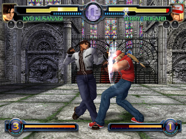 King of Fighters: Maximum Impact - 44629
