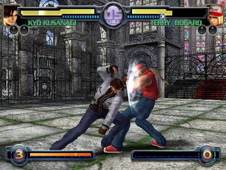 King of Fighters: Maximum Impact - 44631