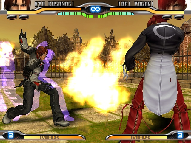 King of Fighters 2006 - 52580