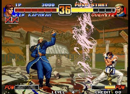 The King of Fighters Collection: The Orochi Saga - 58970