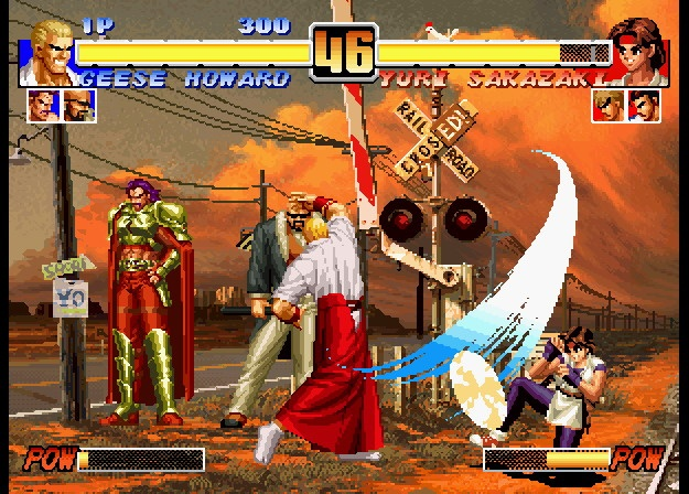 The King of Fighters Collection: The Orochi Saga - 58972