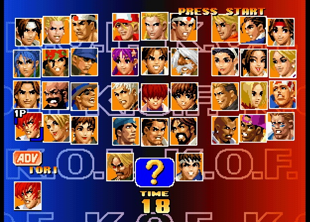 The King of Fighters Collection: The Orochi Saga - 58975