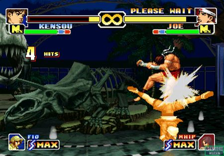 King of Fighter: NESTS - 54865