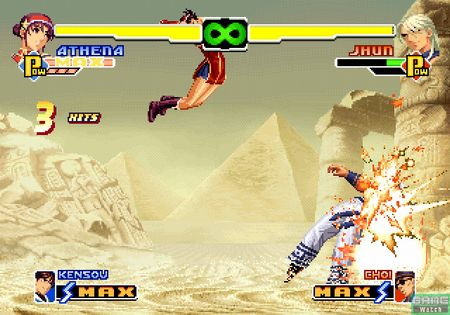 King of Fighter: NESTS - 54870