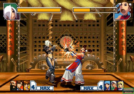 King of Fighter: NESTS - 54874