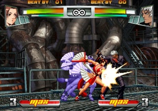 The King of Fighters NeoWave - 57939